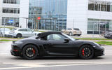 Porsche 718 Boxster Spyder to use 911 GT3 flat six