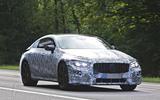 Mercedes-AMG GT four-door - 800bhp hybrid gets active spoiler