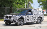 BMW X4 spotted in hot M40i form ahead of 2018 launch