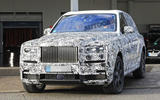 Rolls-Royce Cullinan SUV on course to rival Bentayga in 2018