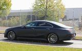 2018 Mercedes-Benz CLS could drop AMG V8 variant