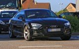 2017 Audi RS5 in S5 test mule body