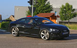 2017 Audi RS5 in S5 test mule body