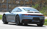 2019 Porsche 911 '992' – more undisguised prototypes spotted