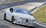 Mercedes-AMG GT four-door - 600bhp Panamera rival tests at Nurburgring