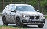 Next BMW X5 spotted
