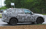 Next BMW X5 spotted