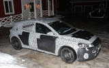 2019 Ford Focus - first spy pictures show evolved design