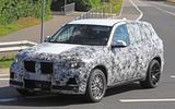 Next BMW X5 spotted - 600bhp BMW X5 M tests at Nürburgring