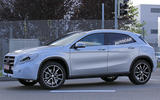 2017 Mercedes-Benz GLA previewed ahead of Detroit motor show