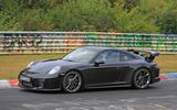 2017 Porsche 911 GT3