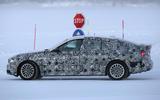 2017 BMW 5 Series GT spy shots