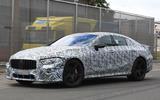 Mercedes-AMG GT four-door - 800bhp hybrid system under development