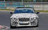 New Jaguar XE SV Project 8 takes on the Nürburgring