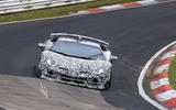 Lamborghini Aventador SV J due this year with power boost and more extreme aero
