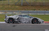 Lamborghini Aventador SV J due this year with energy boost and some-more impassioned aero