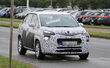 2017 Citroën C3 Picasso spotted testing