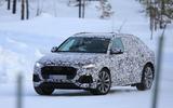 2018 Audi Q8 - new pics of flagship