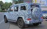 2018 Mercedes-Benz G-Class - larger platform, new V8 and LED lights due