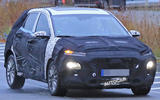 Hyundai's Nissan Juke rival spotted under development