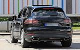 2018 Porsche Cayenne to gain 911-style tail-light strip