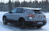 Mercedes EQ C: pictures and video of future all-electric Model X rival