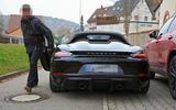 Porsche 718 Boxster Spyder to use 911 GT3 flat six