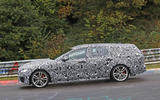 Jaguar XF S Sportbrake spotted testing ahead of 2017 launch