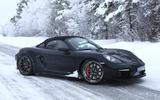Porsche 718 Boxster Spyder to use 911 GT3 flat six power