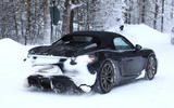 Porsche 718 Boxster Spyder to use 911 GT3 flat six power