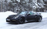 Porsche 911 hybrid to have 'close to 700bhp' with electric boost button