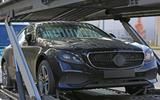 2017 Mercedes-Benz E-Class Coupé to be shown at Detroit motor show