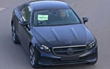 2017 Mercedes-Benz E-Class Coupé to be shown at Detroit motor show