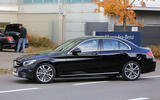 2017 Mercedes-Benz C-Class facelift - new spy pictures
