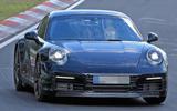 Next Porsche 911 spotted testing at Nürburgring