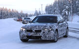 2019 BMW 3 Series G20: new spy pics of hot rear-wheel drive variant