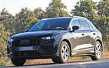2018 Audi Q3 adopts Q8-like look for second generation