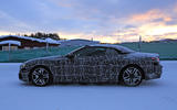 BMW 8 Series: new pics of convertible almost undisguised