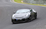 Next Porsche 911 Speedster to get hardcore GT3 running gear