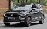 2019 Volkswagen T-Cross: design details shown as prototype sheds camouflage