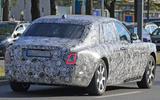2018 Rolls-Royce Phantom takes shape
