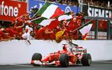 Michael Schumacher - image credit Getty Images