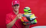Mick Schumacher - image credit Getty Images