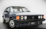 VW Scirocco GTi Mk1