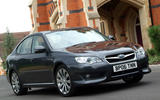 Subaru Legacy 3.0R Spec B front view