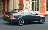 Subaru Legacy 3.0R Spec B side view