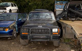 Jeep Grand Cherokee scrap