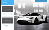 Ford GT configurator