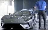Ford GT aero video