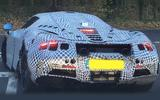 McLaren P14 - 650S replacement spotted with 3.8-litre V8